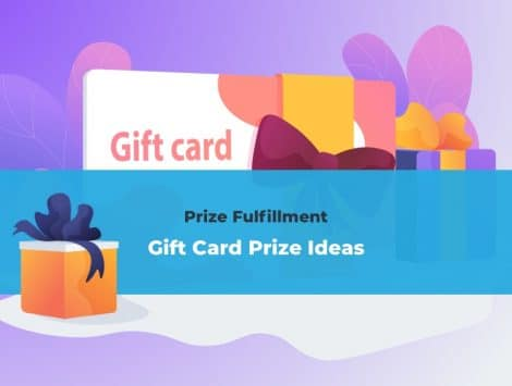 Gift Card Prize Ideas for Digital Promotions